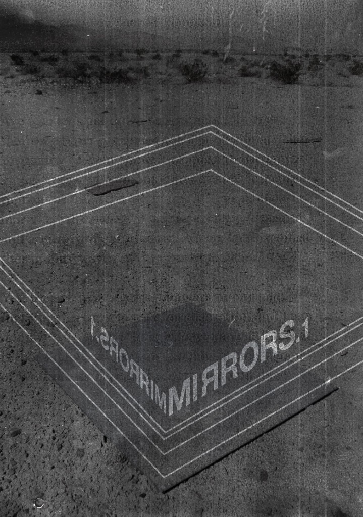 New Mirrors track